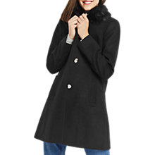 Buy Oasis Olivia Princess Coat Online at johnlewis.com