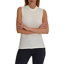 Buy Betty Barclay Sleeveless Roll Neck Jumper Online at johnlewis.com