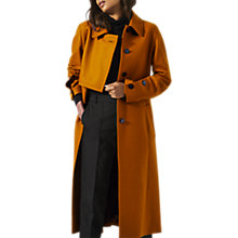 Buy Jigsaw Storm Longline Trench Coat Online at johnlewis.com