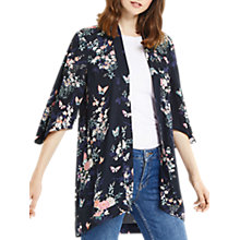 Buy Oasis Katrina Oriental Kimono, Multi Online at johnlewis.com