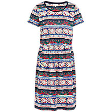 Buy Fat Face Corinne Bloomsbury Dress, Multi Online at johnlewis.com