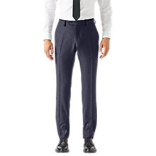 Buy Jigsaw Bloomsbury Italian Wool Trousers, Indigo Online at johnlewis.com