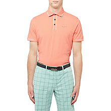 Buy Ted Baker Golf Offset Polo Top Online at johnlewis.com