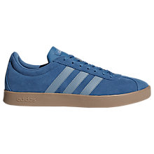 Buy Adidas NEO VL 2.0 Court Suede Men's Trainers Online at johnlewis.com