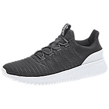 Buy adidas Cloudfoam Ultimate Men's Trainers, Grey Online at johnlewis.com
