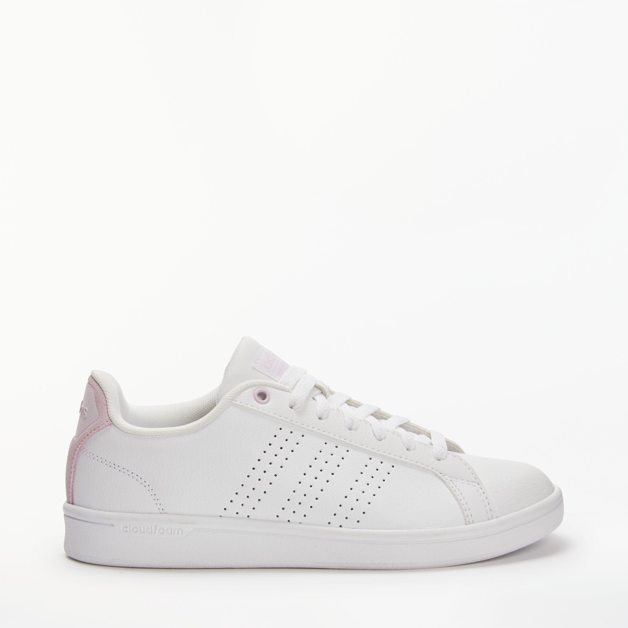 adidas cloudfoam advantage pink cheap online