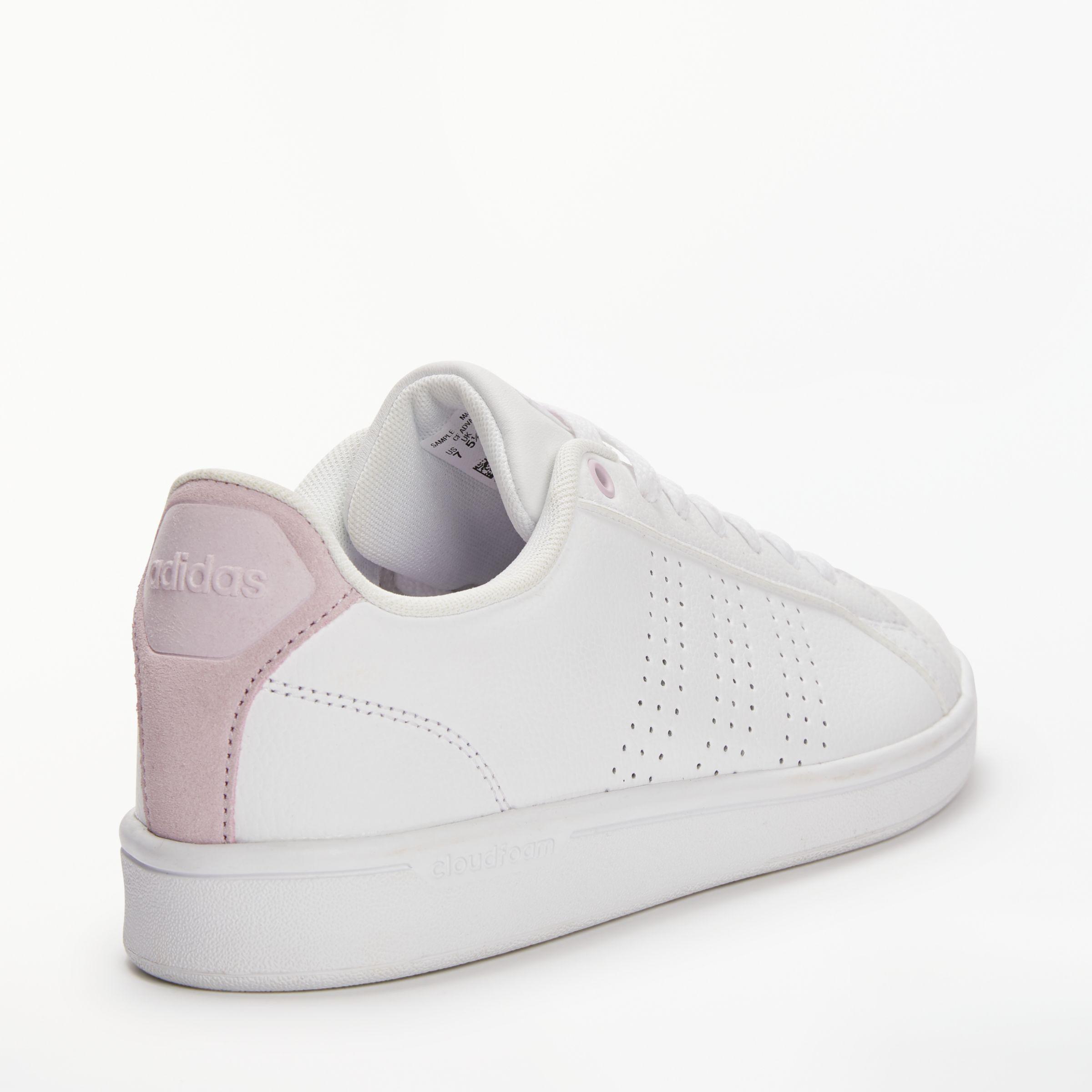 adidas neo cloudfoam advantage women's trainers cheap online