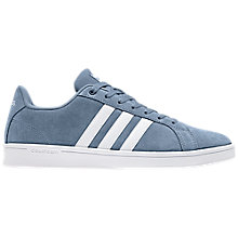Buy adidas Neo Cloudfoam Advantage Men's Trainers Online at johnlewis.com