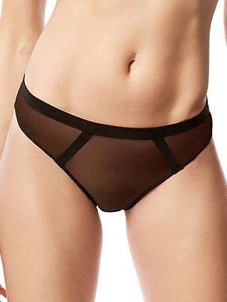Bluebella Karolina Thong, Black