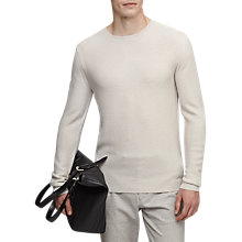 Buy Reiss Prince Ribbed Crew Neck Jumper Online at johnlewis.com