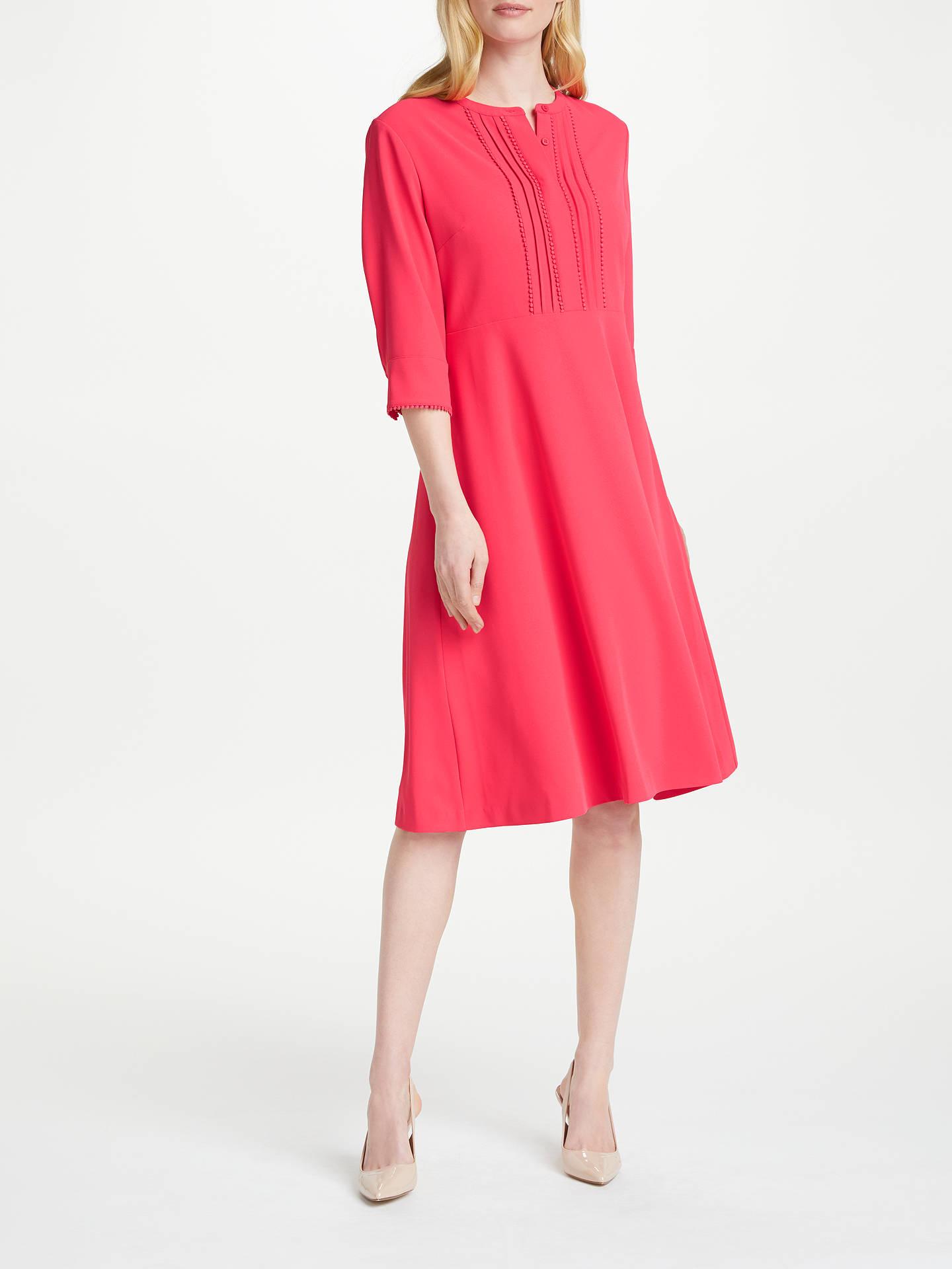 0f920bd37870 ... Buy John Lewis Pom Pom Trim Dress