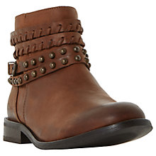 Buy Bertie Parader Studded Strap Ankle Boots Online at johnlewis.com
