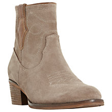 Buy Bertie Prestern Block Heeled Ankle Boots Online at johnlewis.com