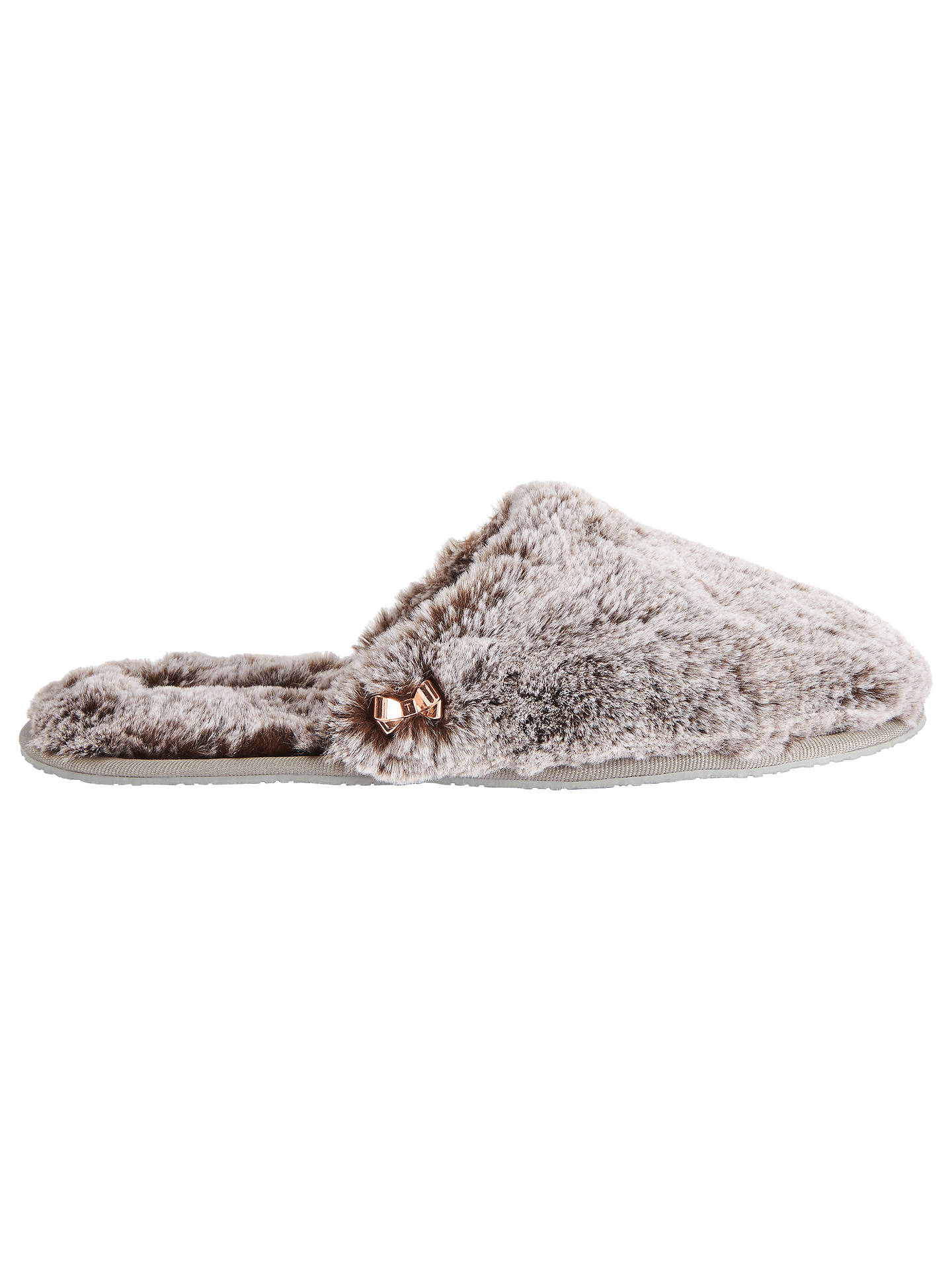 641ed598f32f14 Ted Baker Phulfy Mule Slippers at John Lewis   Partners