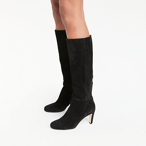 Buy Boden Block Heeled Knee High Boots Online at johnlewis.com