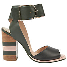 Buy Ted Baker Thaise Block Heeled Sandals Online at johnlewis.com