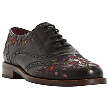 Buy Bertie Fielder Embroidered Brogues Online at johnlewis.com