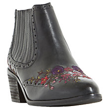 Buy Bertie Peonies Block Heeled Chelsea Boots Online at johnlewis.com