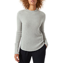 Buy Jigsaw Cashmere Purser Button Cuff Jumper Online at johnlewis.com