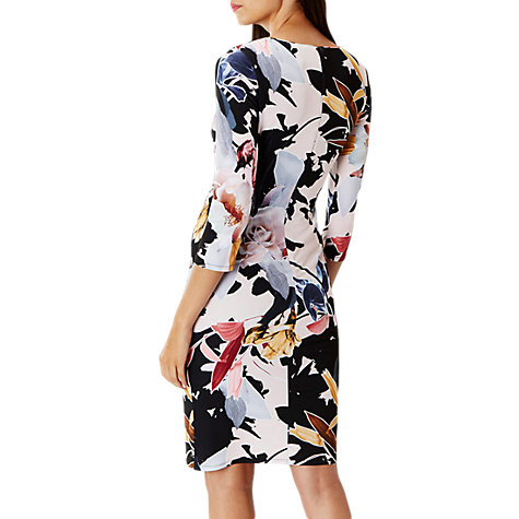 Buy Coast Canta Print Jersey Dress, Multi Online at johnlewis.com