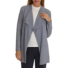 Buy Betty Barclay Long Waterfall Cardigan, Smoky Blue Online at johnlewis.com