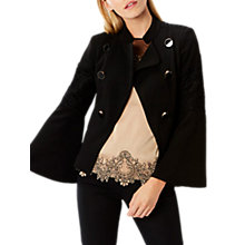 Buy Coast Karyn Jacket, Black Online at johnlewis.com