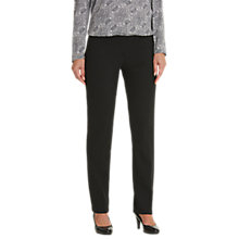 Buy Betty Barclay Straight Leg Tailored Trousers, Black Online at johnlewis.com