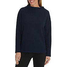 Buy Betty Barclay Textured Top, Dark Sky Online at johnlewis.com