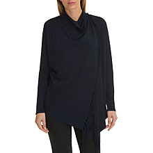 Buy Betty Barclay Tasselled Cardigan, Dark Sky Online at johnlewis.com