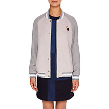 Buy Ted Baker Colour By Numbers Augusta Bomber Jacket Online at johnlewis.com