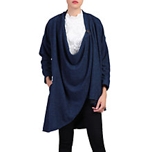 Buy Jolie Moi Asymmetric Waterfall Cardigan Online at johnlewis.com