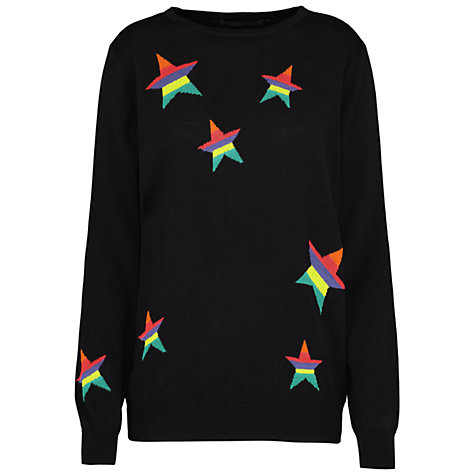 Buy Sugarhill Boutique Rita Stripe Star Jumper Online at johnlewis.com