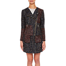 Buy Ted Baker Juley A-Line Patch Pocket Skirt, Multi Online at johnlewis.com