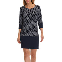 Buy Betty Barclay Graphic Textured Dress Online at johnlewis.com