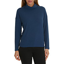 Buy Betty Barclay Jersey Jumper, Indigo Glow Online at johnlewis.com