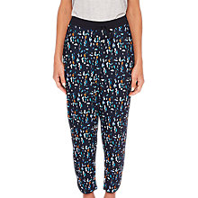 Buy Ted Baker Esrig Printed Joggers, Blue/Multi Online at johnlewis.com