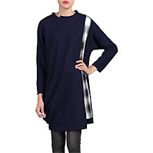 Buy Jolie Moi Asymmetric Oversized Jumper Online at johnlewis.com