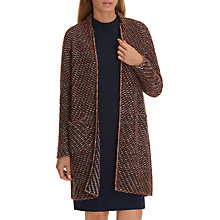 Buy Betty Barclay Long Textured Cardigan, Multi Online at johnlewis.com