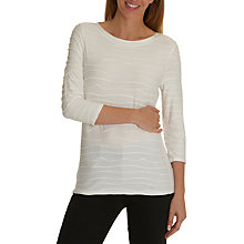 Buy Betty Barclay Ripple Ribbed Top Online at johnlewis.com