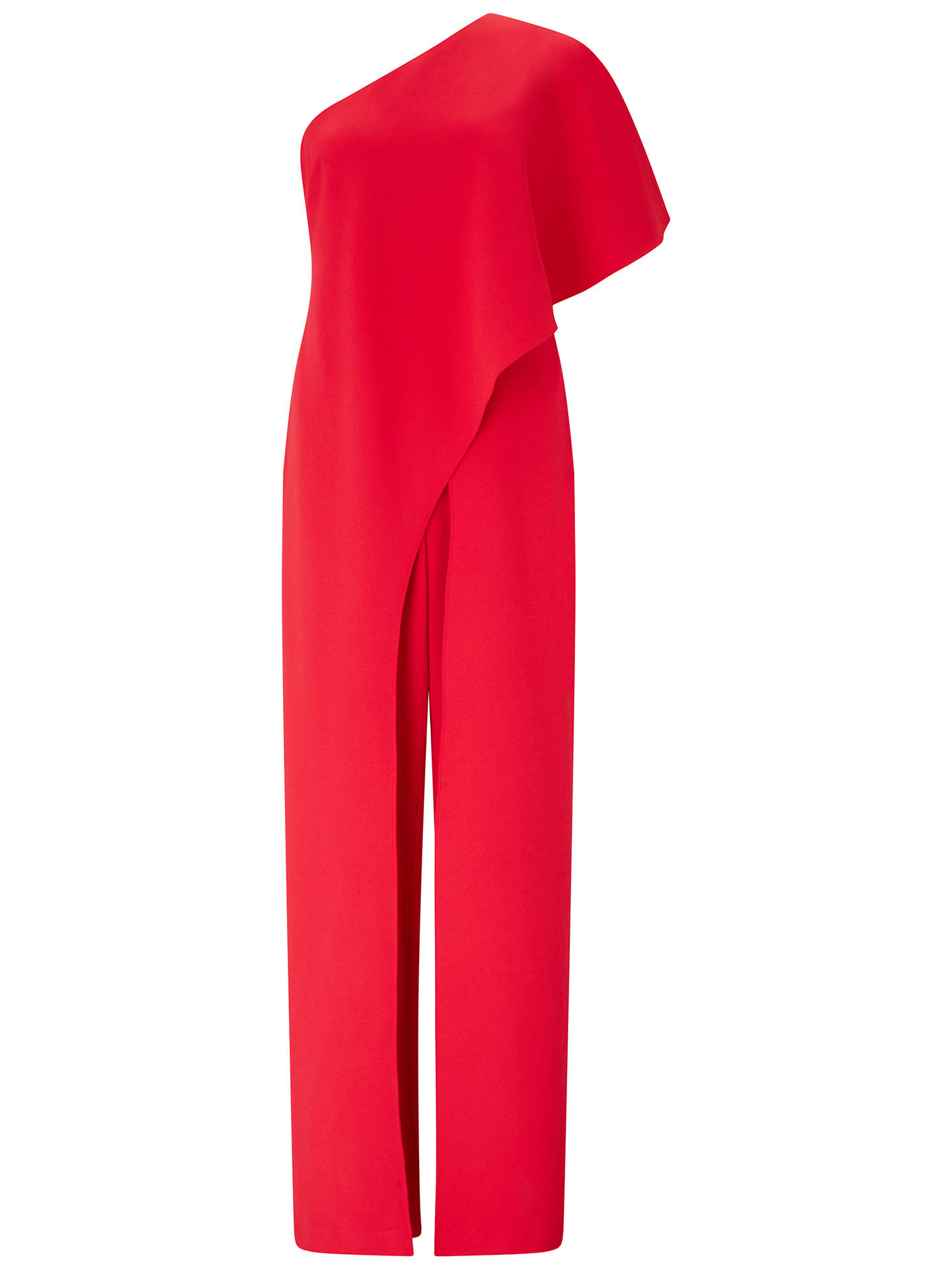 80b1f2127b7 ... Buy Adrianna Papell Flutter One Shoulder Jumpsuit