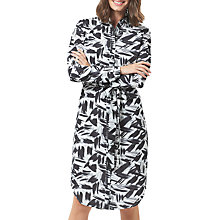 Buy Sugarhill Boutique Tyler Graphic Shirt Dress, Multi Online at johnlewis.com