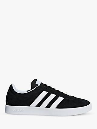 adidas VL 2.0 Court Women's Trainers, Core Black