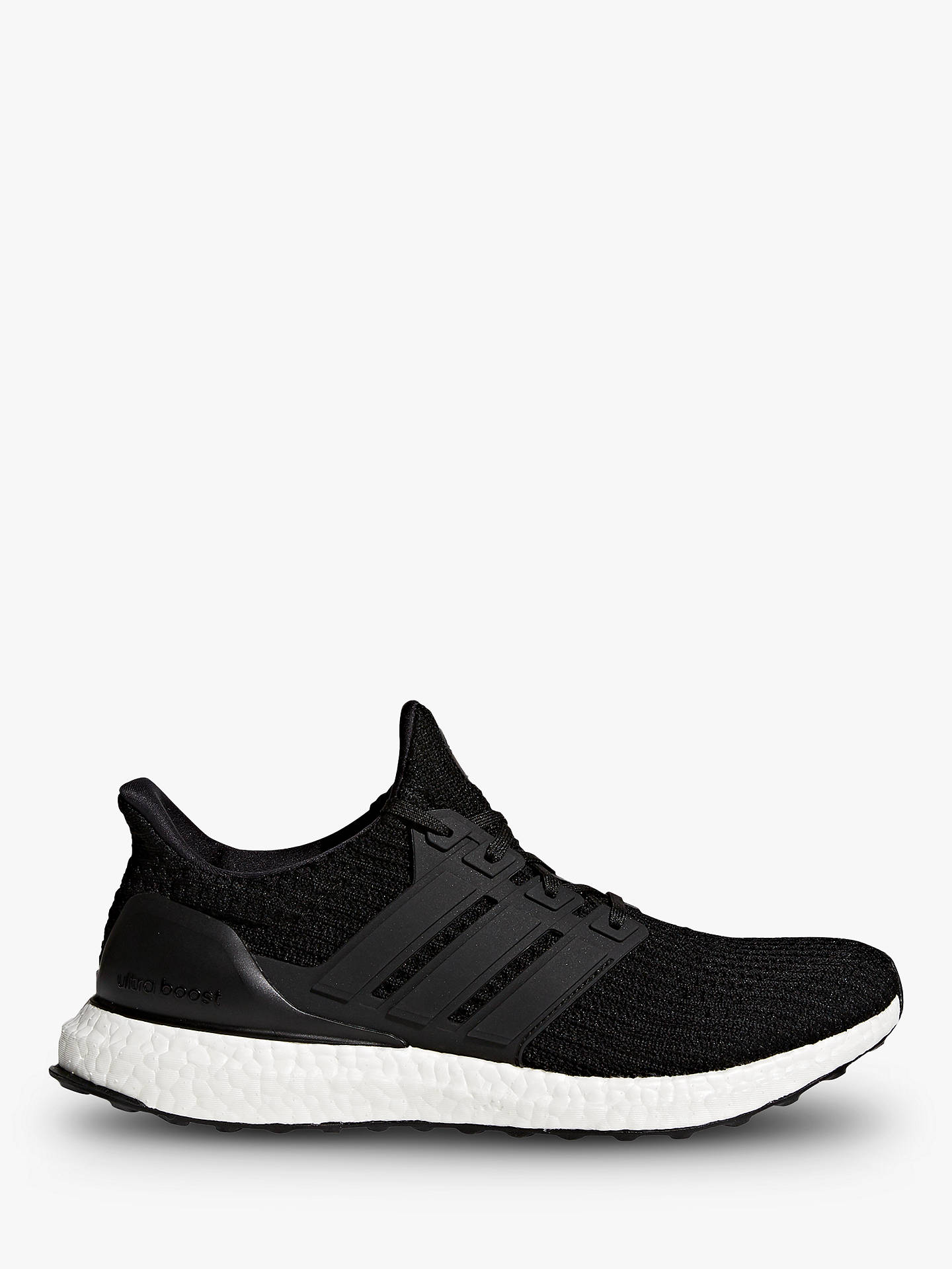 best website de830 bf533 Buyadidas UltraBOOST Men s Running Shoes, Core Black, 7 Online at  johnlewis. ...