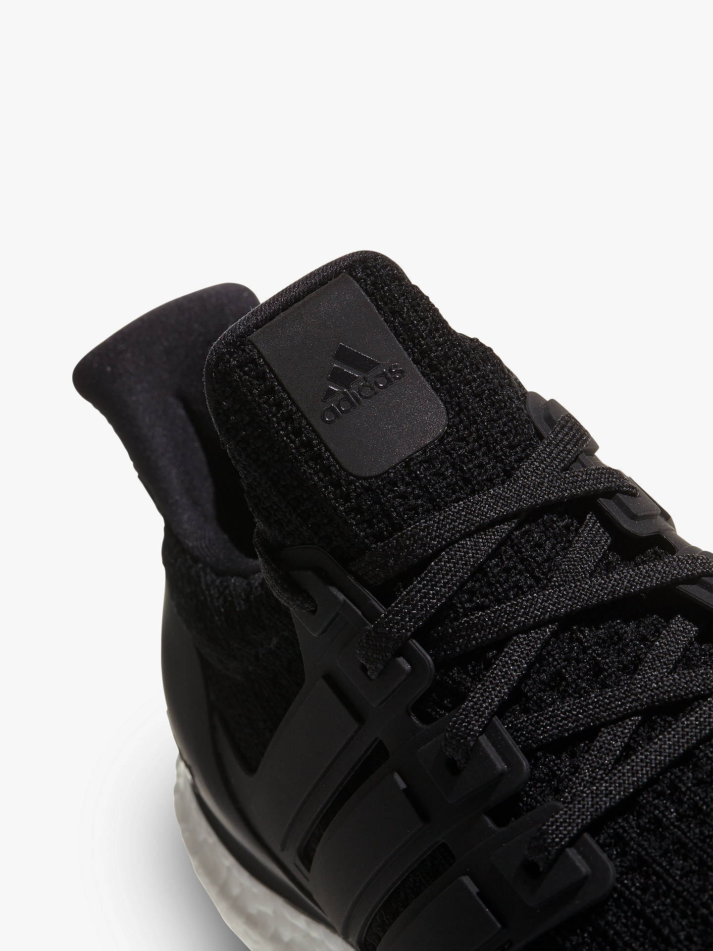 Buy adidas UltraBOOST Men's Running Shoes, Core Black, 7 Online at johnlewis.com