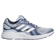 Buy adidas Aerobounce Women's Running Shoes, Blue Online at johnlewis.com