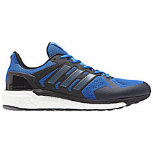 Buy Adidas Supernova Stability Men's Running Shoes, High Res Blue Online at johnlewis.com