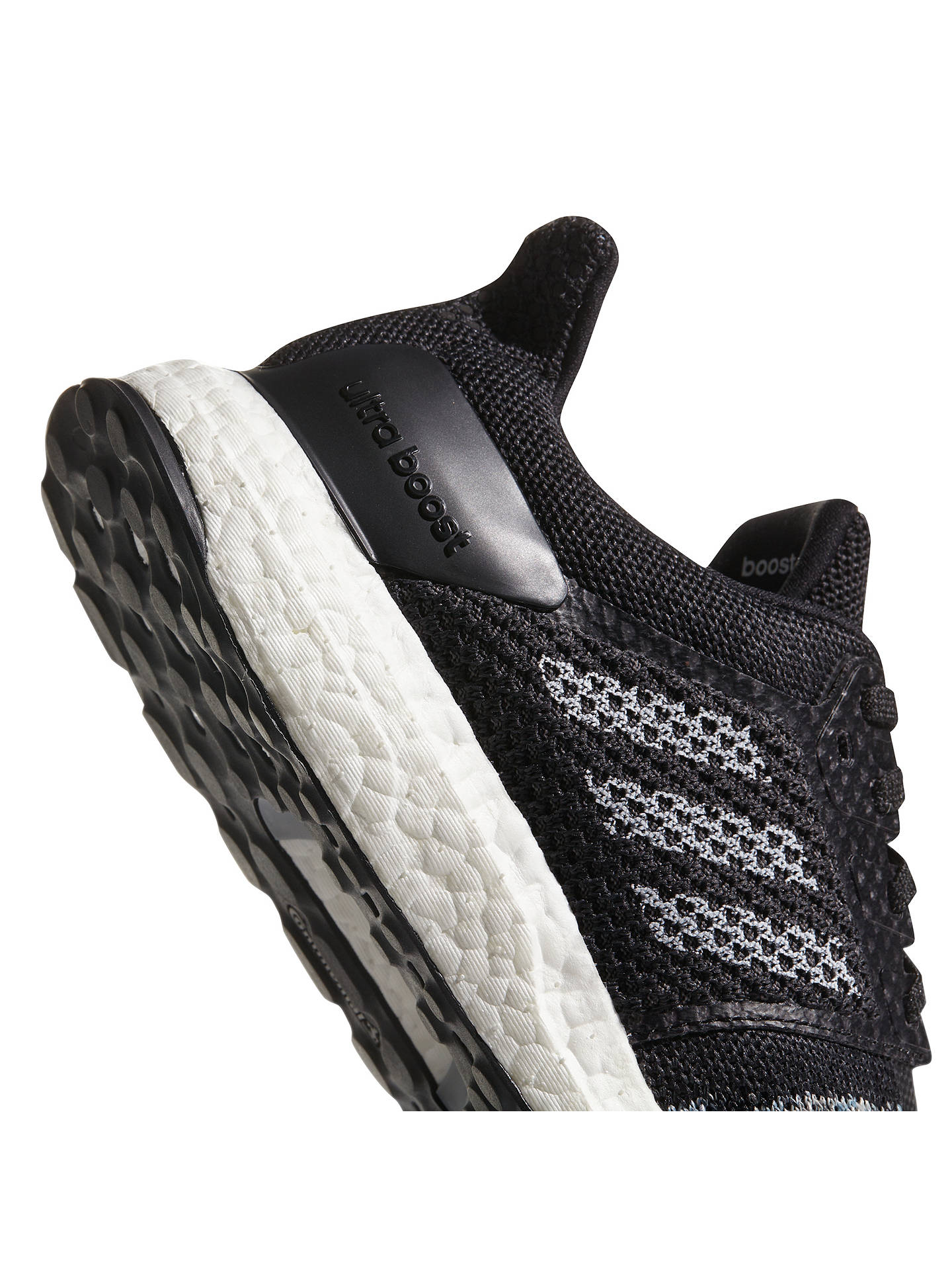 pretty nice 14cdc 59aba adidas UltraBOOST ST Men's Running Shoes, Black at John ...