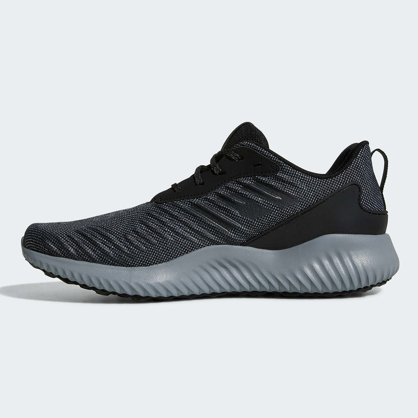... Buyadidas Alphabounce RC Men's Running Shoes, Black, 7 Online at  johnlewis.com