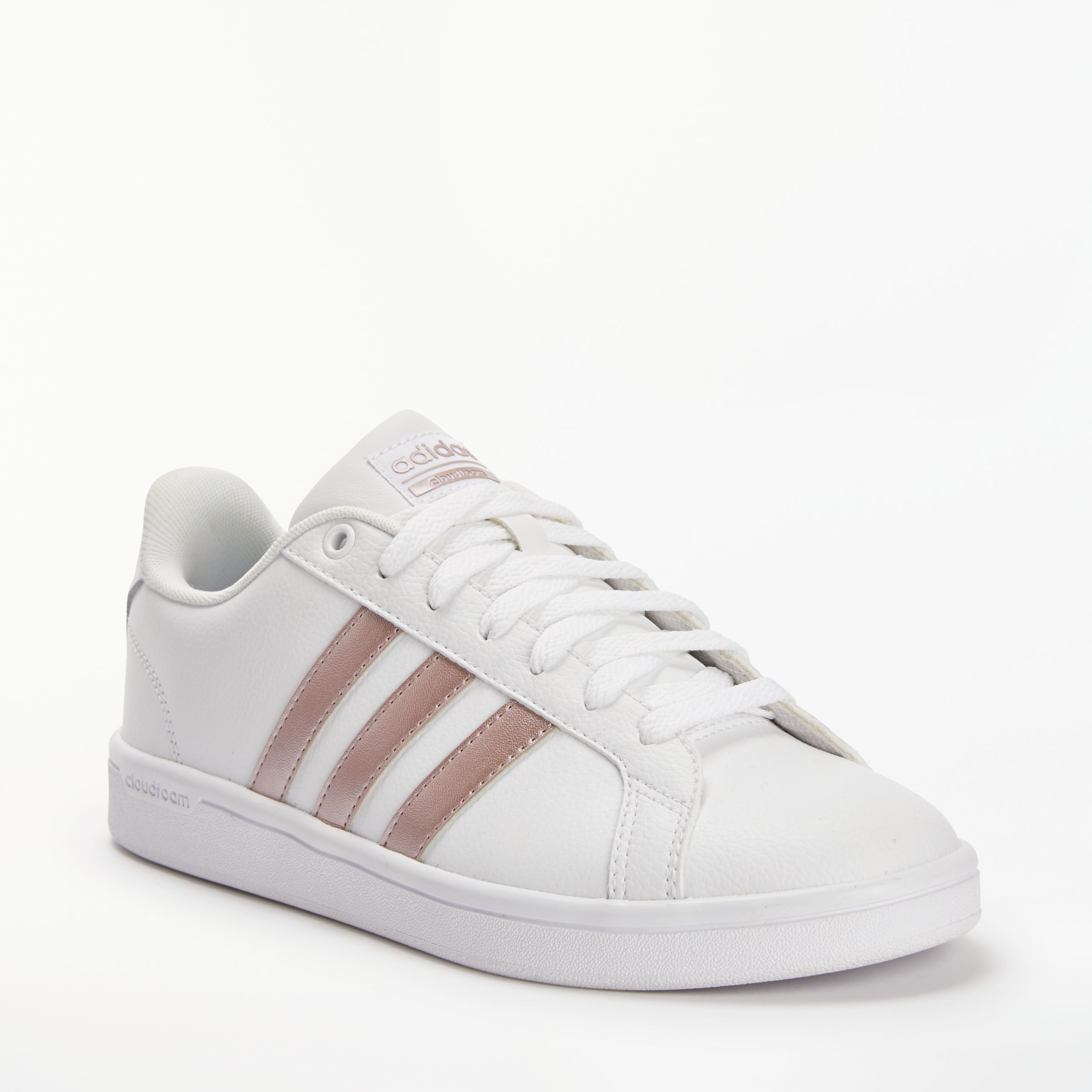 Adidas Neo Style Racer W Womens Trainers Grey F97676 Ladies