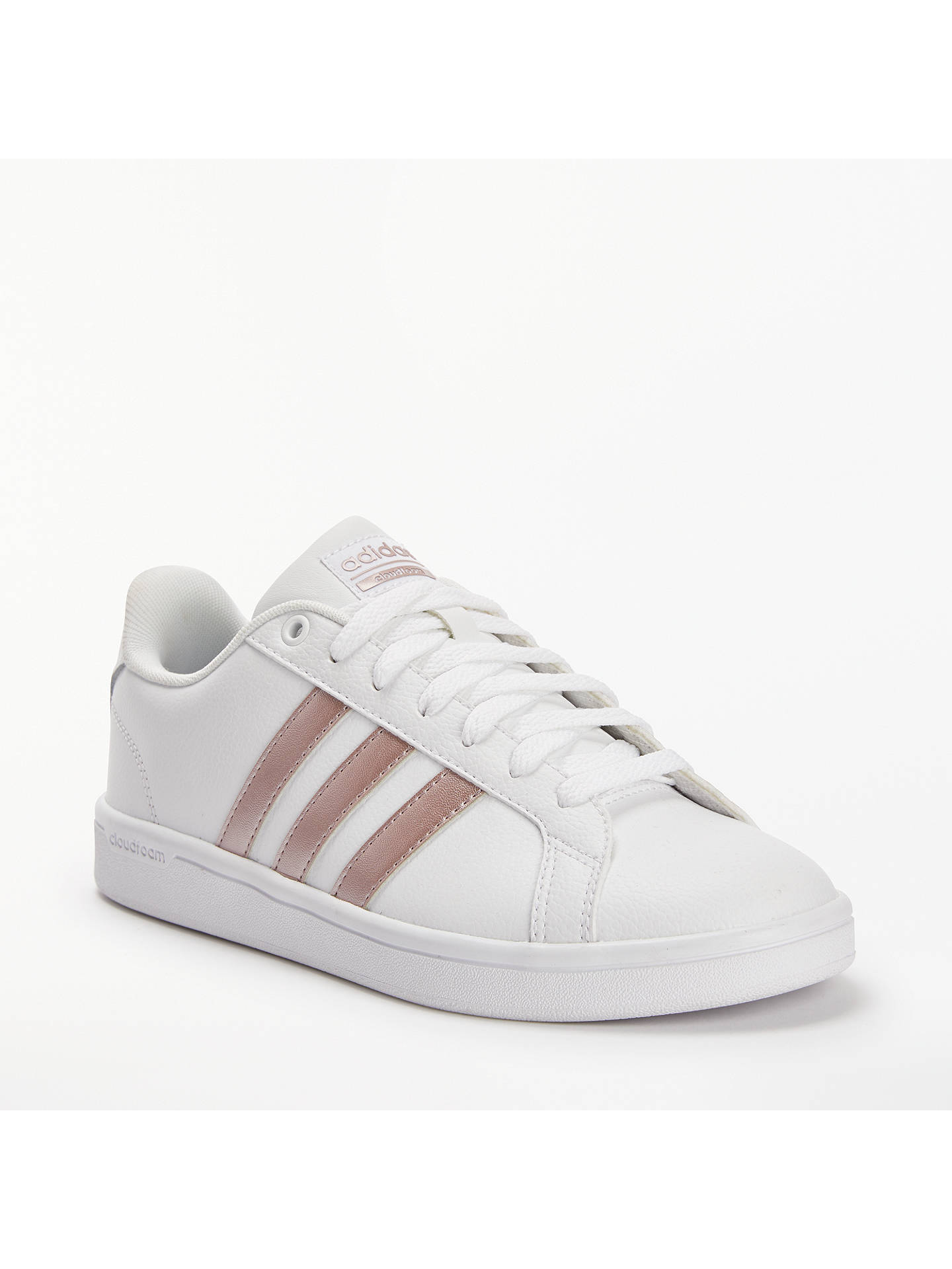 adidas Neo Cloudfoam Advantage Women s Trainers at John Lewis   Partners a11a48ebb